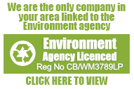 environment agency licenced rubbish removals